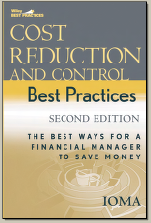 Cost Reduction and Control Best Practices, The Best Ways for a Financial Manager to Save Money