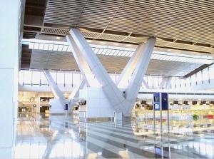 NAIA Terminal 3 Lobby