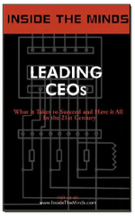 Inside the Minds: Leading CEOs