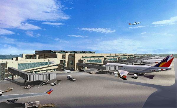 NAIA Terminal 3 (NAIA-3)