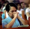 PGMA: Pray!