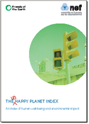 The Happy Planet Index: An index of human well-being and environmental impact