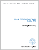 World Economic Outlook October 2009: Sustaining the Recovery