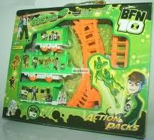 Ben 10 Train Set